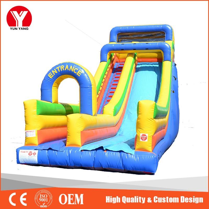 Inflatable Slide 053