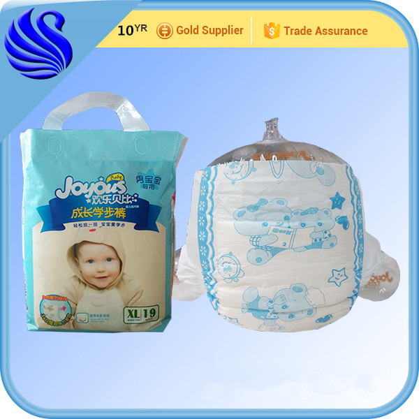 Supplier for super absorbent import SAP dry love baby diaper