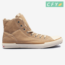2017 latest flat sole men platform canvas sneaker casual men shoes to wear with jeans comfortable lace up footwear