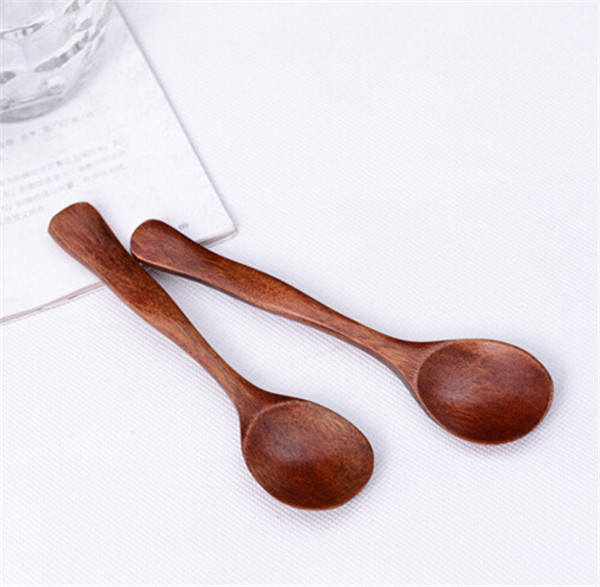 Wholesale wooden healthy ice cream spoon honey spoon view - Cheap wooden spoons for craft ...