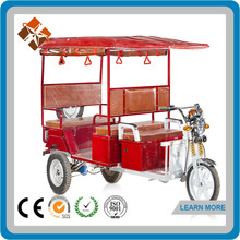Newest electric three wheelers auto rickshaw tricycles