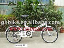 20inch 6speed for Japan CE folding bike