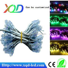 led pixel factory Waterproof IP66 0.1W F5 Customized single color led pixel light