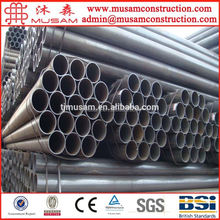 16mm / 19mm / 25mm / 32mm / 50mm Round Iron Chrome Pipe