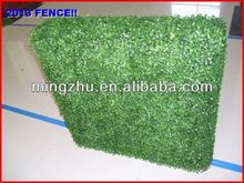 2013 factory Garden Fencing top 1 Garden decoration fence pvc collar inlay clear film fence