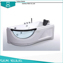 Factory price free standing cleaning claw foot bath BA-8601