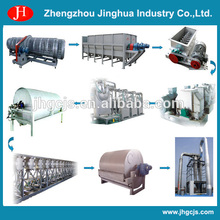 full stainless steel hygiene class Sweet potato/cassava Starch processing machine & starch flash dryer
