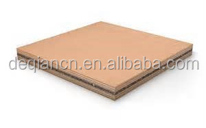 Synthetic plywood