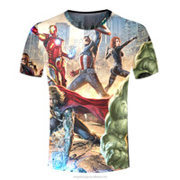 Hot sale Men's Printed T Shirt 3D