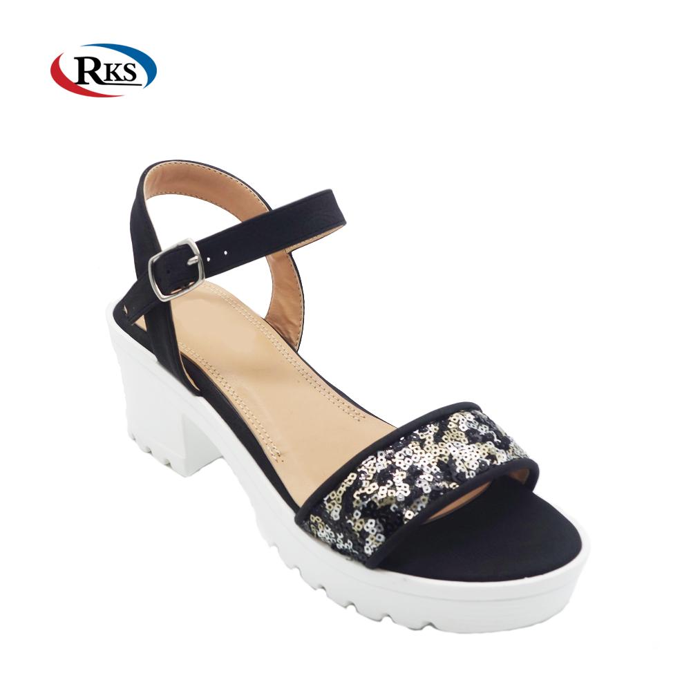 4589fc2dab0d Low Price Low Heel Ladies Fancy Sandals Shoes Women - Buy Sandals ...