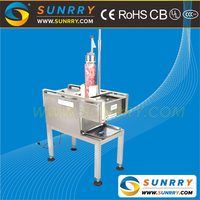 Full Automatic Industrial Frozen/Fresh Meat Cutter Made Of Stainless Steel For Beef/Mutton Cutting (SUNRRY SY-MS200EA)