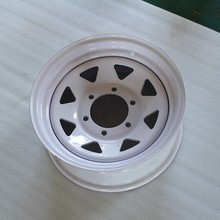 15/16/17 INCH TRAILER STEEL WHEEL RIM
