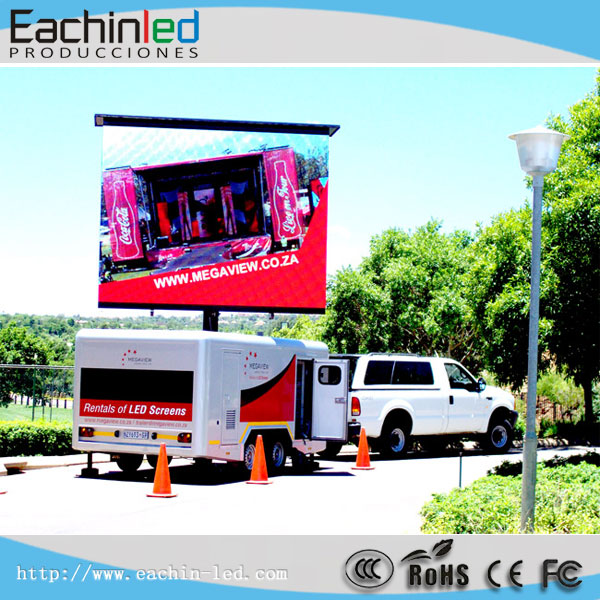 Digital Billboard Truck P5 Outdoor Led Display Panel / P8 Led Mobile Advertising Trucks For Sale/ Mobile Led Display Truck