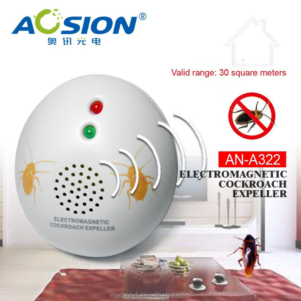 For good life Indoor Electromagnetic electronic cockroach trap