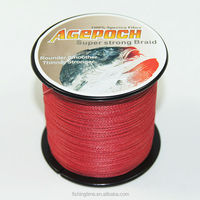 4/8 Strands Braided Fishing Line 100m 300m 500m 1000m