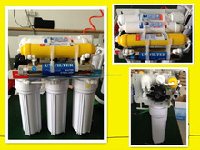 7 stage mineral water filter machine/ aqua safe water filters