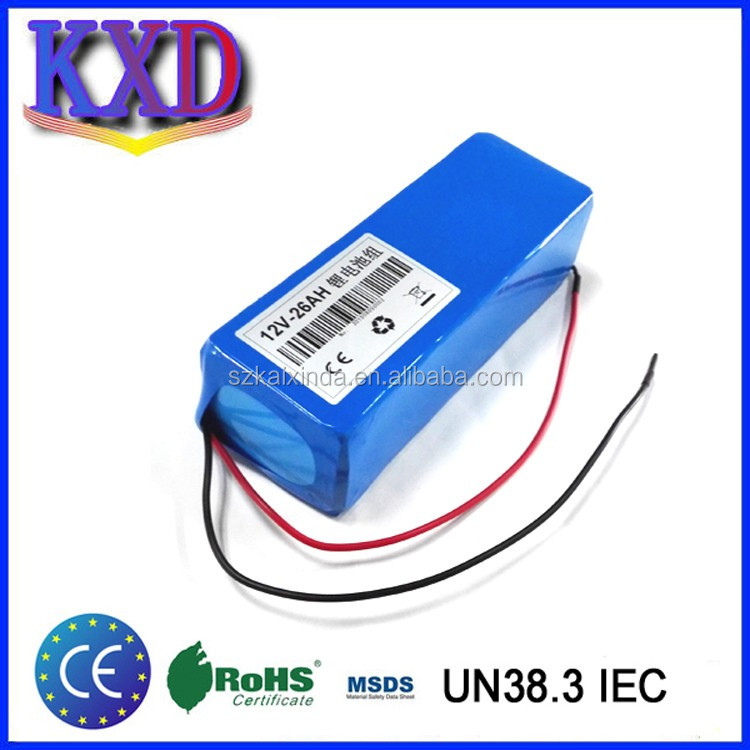 12v power supply battery backup 12v 27ah battery