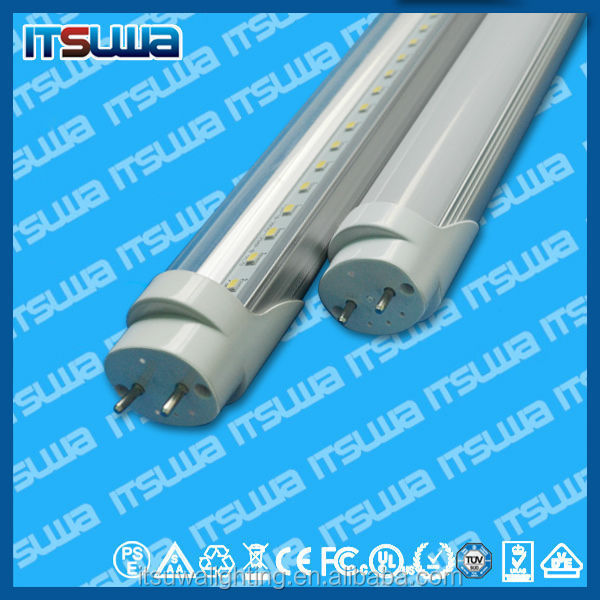High Lumen 160lm/w T8 5ft LED Tube 12w with Motion Sensor Approved by CE RoHS