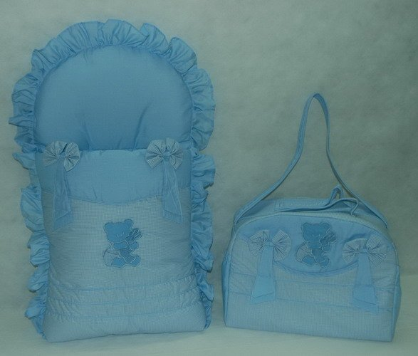 Baby Bag And Baby Sleep Bag