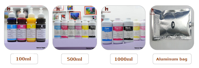 CYMK,LC,LM sublimation ink for Epson/ Mimaki/ Roland/ Mutoh/ Sure colour F6070/F7070