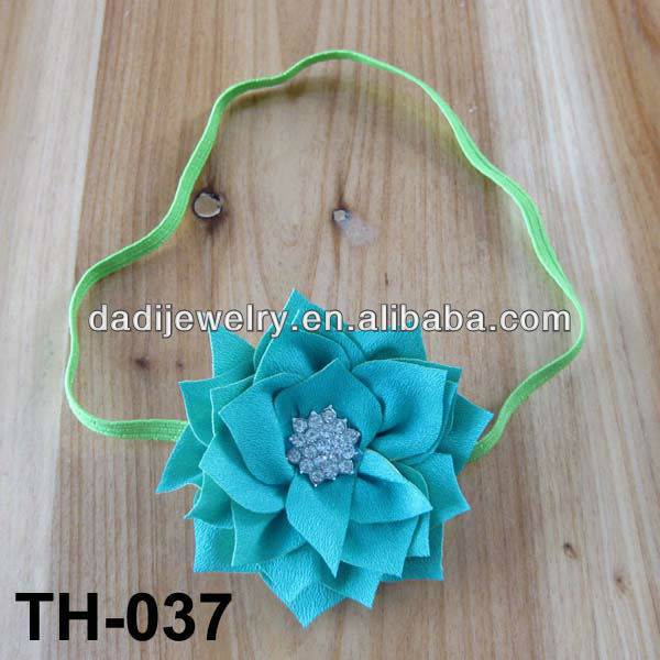 Korean Flower Hair Clips Fany Baby Hairband Hair Clip Accessories