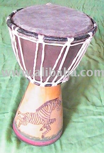African (Kenyan) traditional dance drum