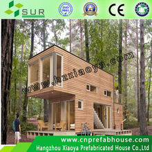 foldable durable customized well designed luxury cosy warm new concept container home modular /portable house /container home