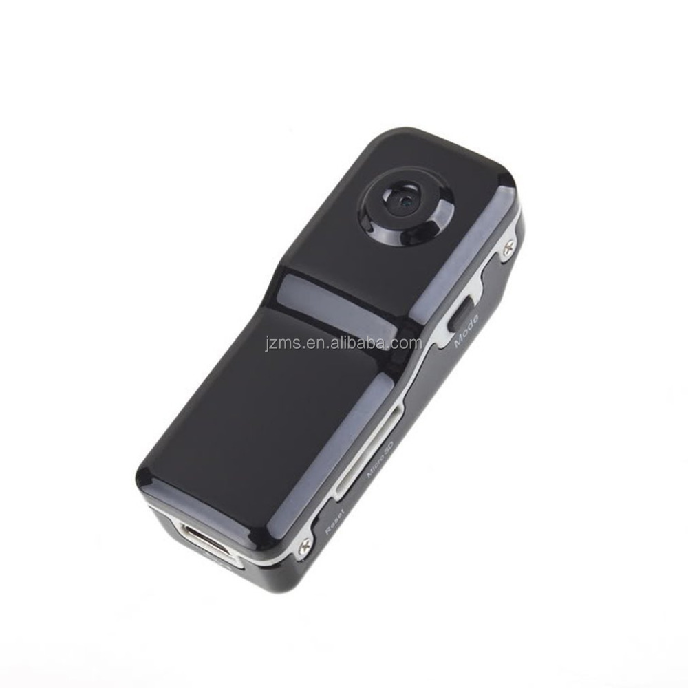 mini portable dv md80 manual waterproof hd hidden dvr security spy video camera