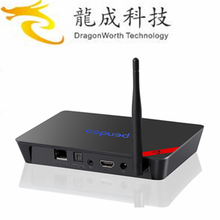 2017 Dragonworth New Brand Pendoo x92 S912 2G16G android 6.0 tv box 4k smart media player for medical use set top