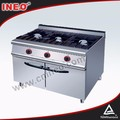 Professional Commercial cooking stove types