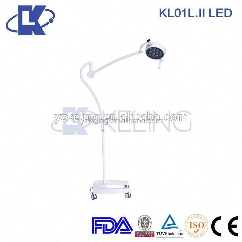 ceiling mount surgery light popular ce&iso approved led operation theatre light surgical lamp examination equipment