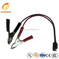 high quality 200A car battery jumper cables auto booster cable for emergency
