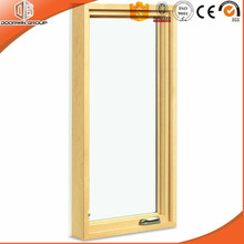 American Casement Window With Foldable Crank Handle