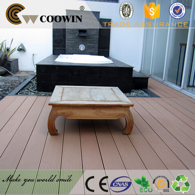 Outdoor cheap composite decking material buy composite for Cheap decking material