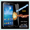 High Quality 0.33mm Anti-Glare 2.5D Round Edge Clear Tempered Glass Screen Protector for Samsung Galaxy Mega 6.3 I9200
