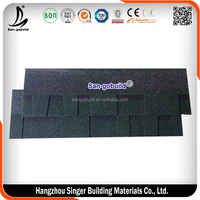 Fiber Cement Roof Tile For Mosaic Standard In China Factory