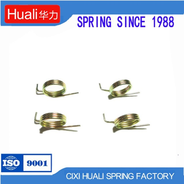 Producing all kinds of toy car small torsion springs