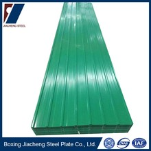 SGCC DX51D Prepainted Galvanized gi corrugated metal roofing sheets for walls and roof manufacturer