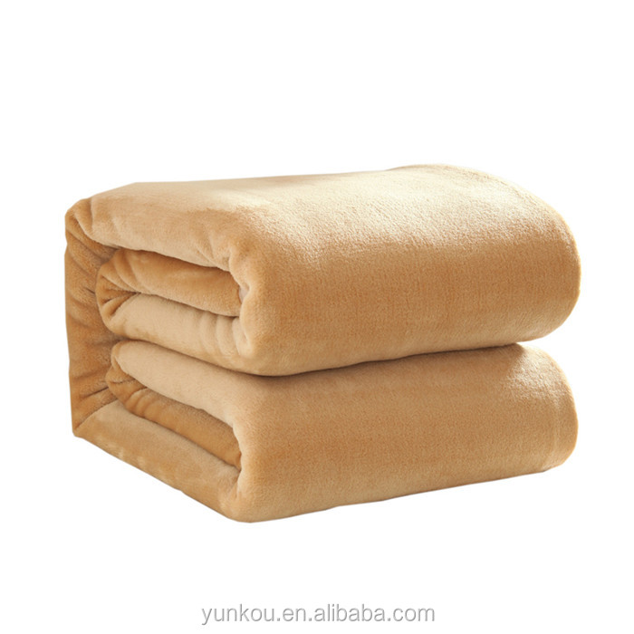 Wholesale airline blanket factory china polar fleece blanket