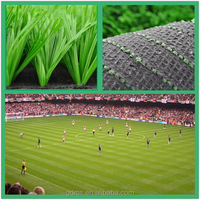 SGS CE ISO Durable synthetic artificial turf soccer grass used for football field