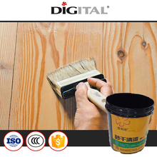 VOC Emissions Wood Paint Seconds Varnish Drying Furniture Clear Wood Varnish With Led UV Machine