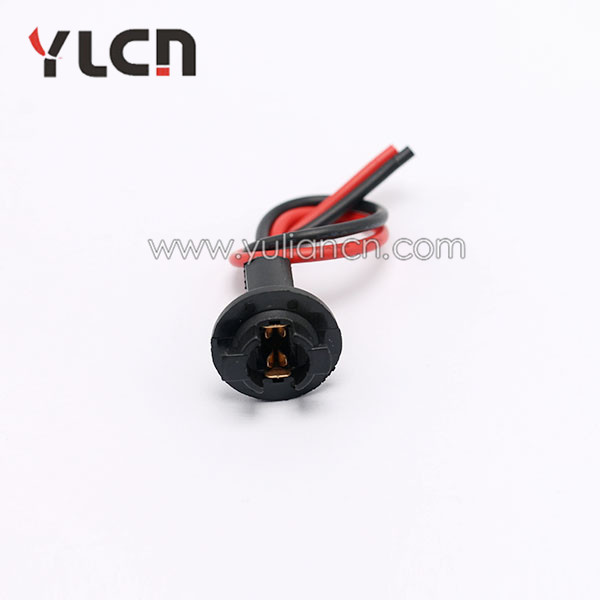 Best price T10 hanging lamp wire harness connector for car