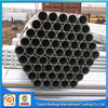 BS1387 Q195 Q235 GALVANIZED STEEL TUBING /PIPING MAUFACTURER