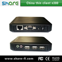 3 years warranty ARM 4xusb thinclient supports wifi manufacturer in,Shenzhen,China