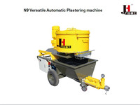 Automatic Rendering Machine For Wall concrete spraying machine