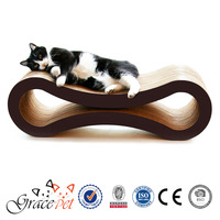 Pet cat Pad Bed Scratching Board strong and durable