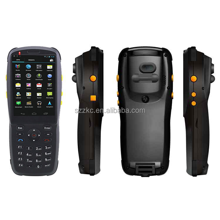 China Cheap Android Handheld PDA with 2D Scanner