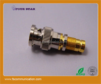 bnc male to L9 female connector adaptor