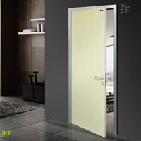 Popular Single Wood Door Professional Design Wood Door Models