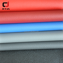 Innovative litchi grain PVC Leather for Furniture and Decoration